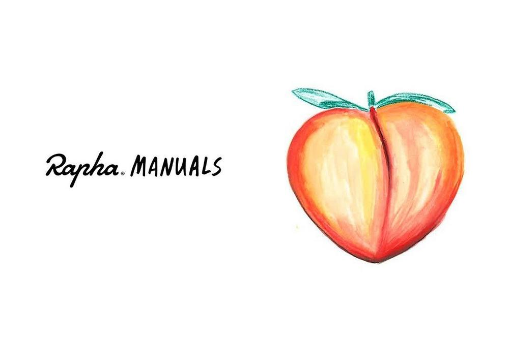 Rapha Manuals: Protect Your Peach